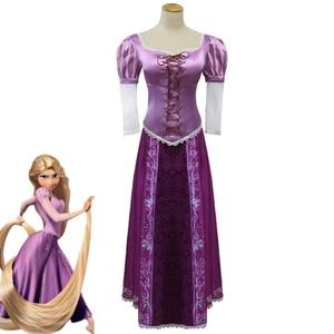 Movie Tangled Rapunzel Cosplay