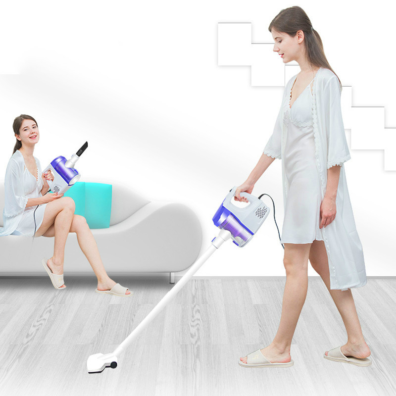 Famous Brand 2 In 1 Mini vertical Handheld Household Vacuum Cleaner Home Sofa Car Vhicle Vacuum Cleaner