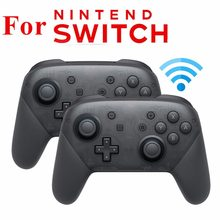 New Wireless Bluetooth Gamepad Game joystick Controller For Nintend Switch Pro NS Host Bluetooth controller Vibration(China)