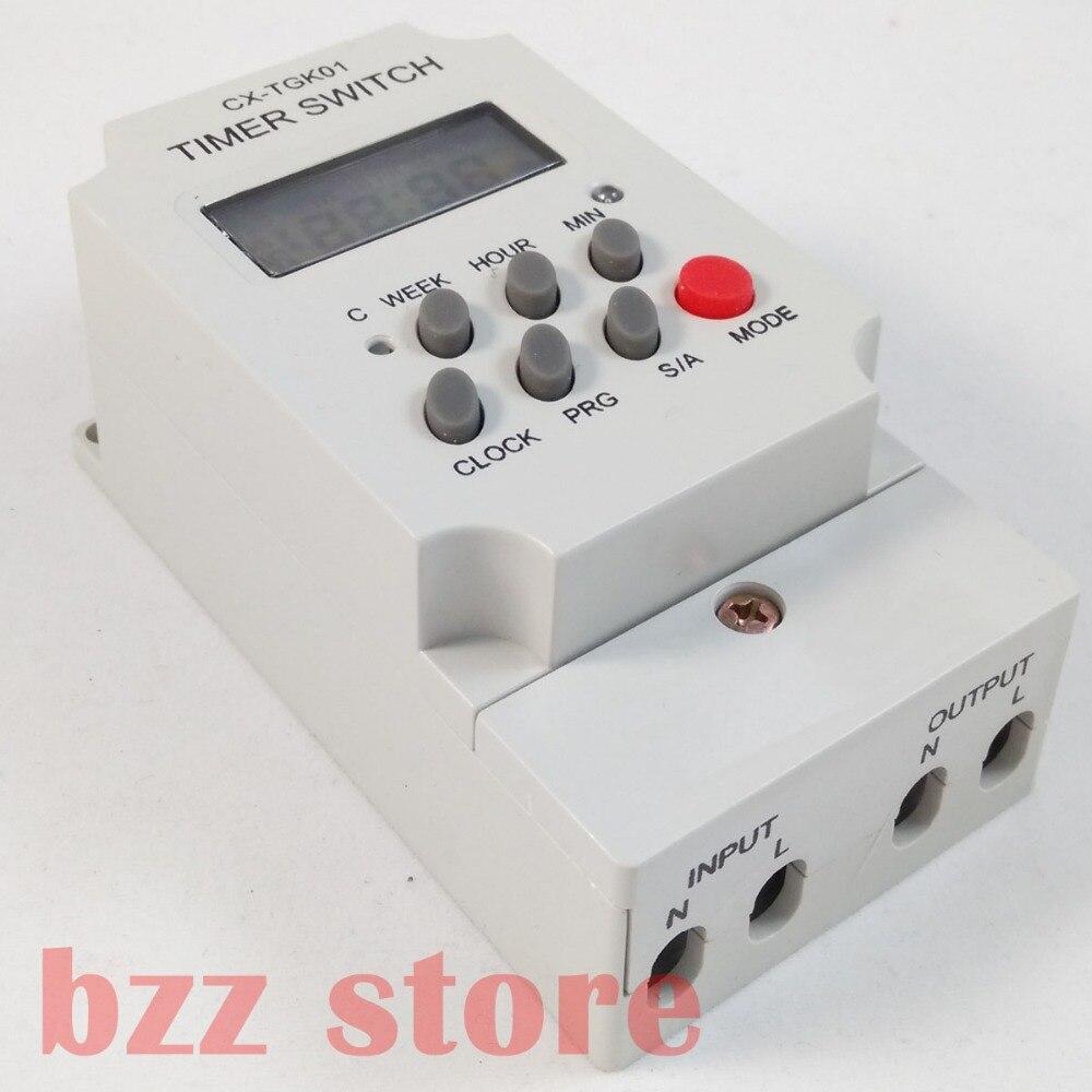 Relais schaltausgang Zeitschaltuhr für automatische tür access CX ...