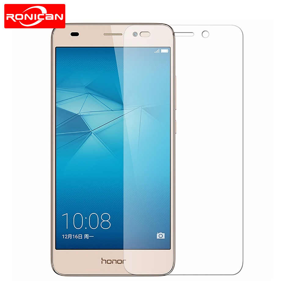 Tempered Glass for Huawei Y3 Y5 Y6 Y7 2017 honor 10 7A 7C 7X 6A honor 9 lite screen protector on honor 7A 7C pro protective film