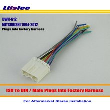 Car Wiring Harness For MITSUBISHI Mirage Montero Outlander Car Stereo Adapter Connector Plugs into Factory Harness_220x220 popular mitsubishi wiring harness buy cheap mitsubishi wiring  at gsmx.co
