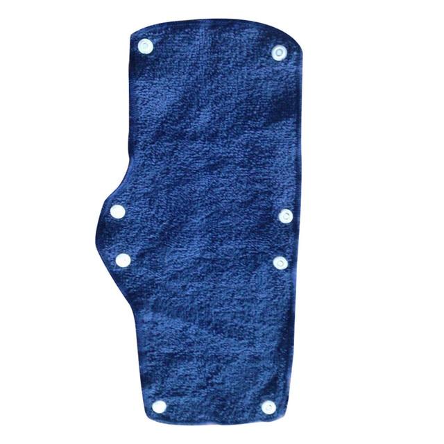 1pc Summer Selling Beat The Heat Blue Snap-on hard hat sweatband sweat belt for Safety helmet inner d90621 2
