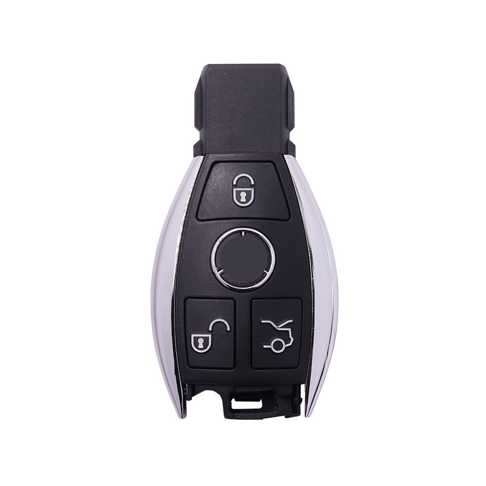Replacement Smart Remote Control 3 Buttons Car Key Cover for Mercedes-Benz E-Class Key Housing Without Blade Car AccessoriesReplacement Smart Remote Control 3 Buttons Car Key Cover for Mercedes-Benz E-Class Key Housing Without Blade Car Accessories