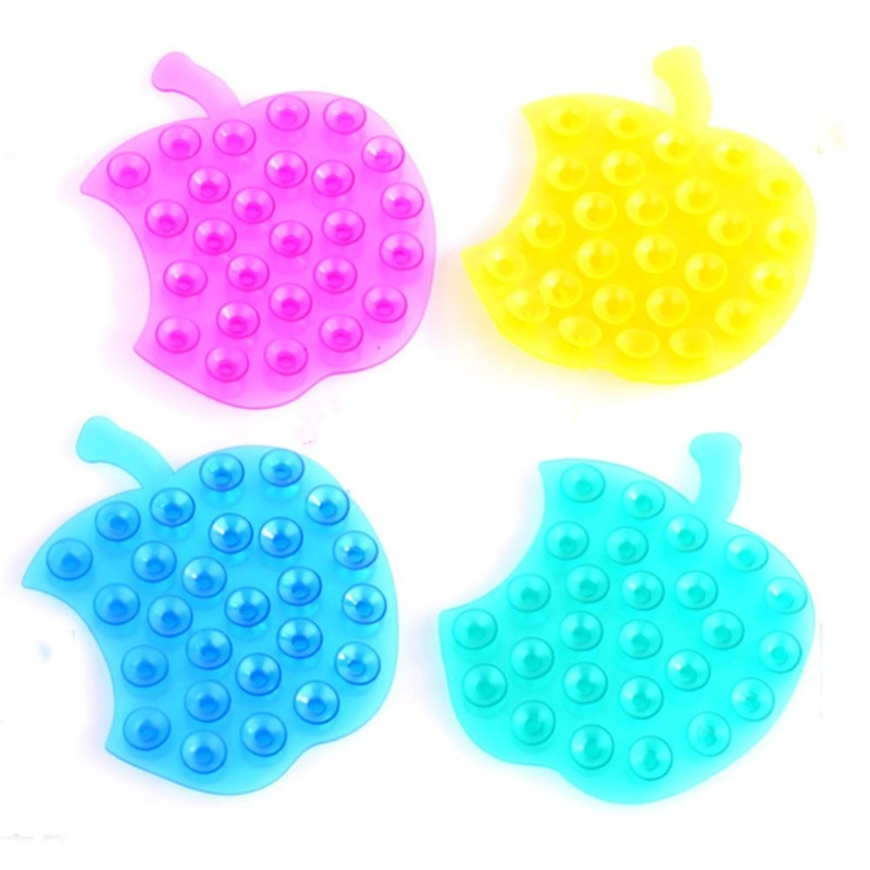 US $4 7 |10pcs/lot New toy Strong Double Sided Suction Palm PVC Suction  Cup, Double Magic Plastic Sucker Bathroom toys kid palm of hand-in Bath Toy