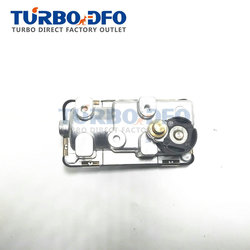 GTB2260VK G13 758351 turbosprężarka Wastegate siłownik 758351-0020 767649 dla BMW 530 D 530 XD E60 E61 M57N2 170 kw 173 Kw 231 km