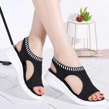 Women Sandals Summer 2019 New Female Shoes Woman Summer Wedg