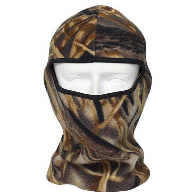 2017 Camo Thermal Fleece Balaclava Warm Winter