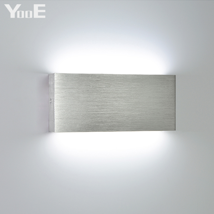 Lights & Lighting Intelligent Yooe Indoor Lighting Fashion Led Wall Lamps 8w Ac100v/220v Wall Sconce Bedroom Led Cold/warm White Yellow/colorful Attractive Fashion
