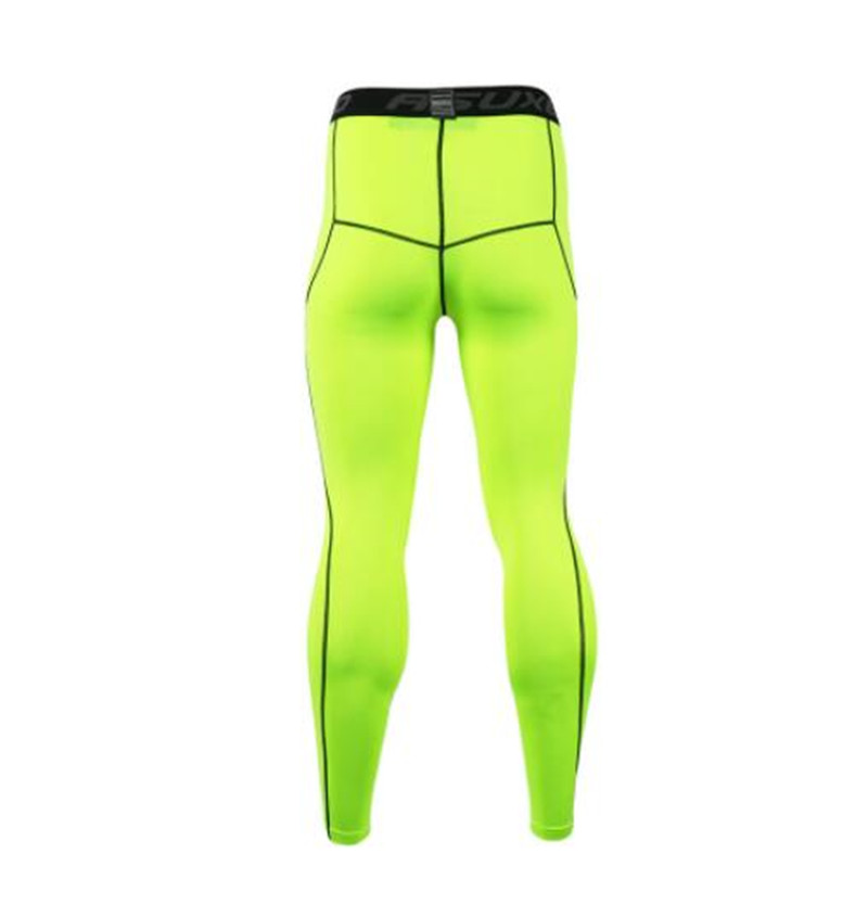 ARSUXEO Men Sport Compression Tights Base Layer Running Tights Shorts Run Fitness GYM Workout Active Training Exercise Pants in Running Pants from Sports Entertainment
