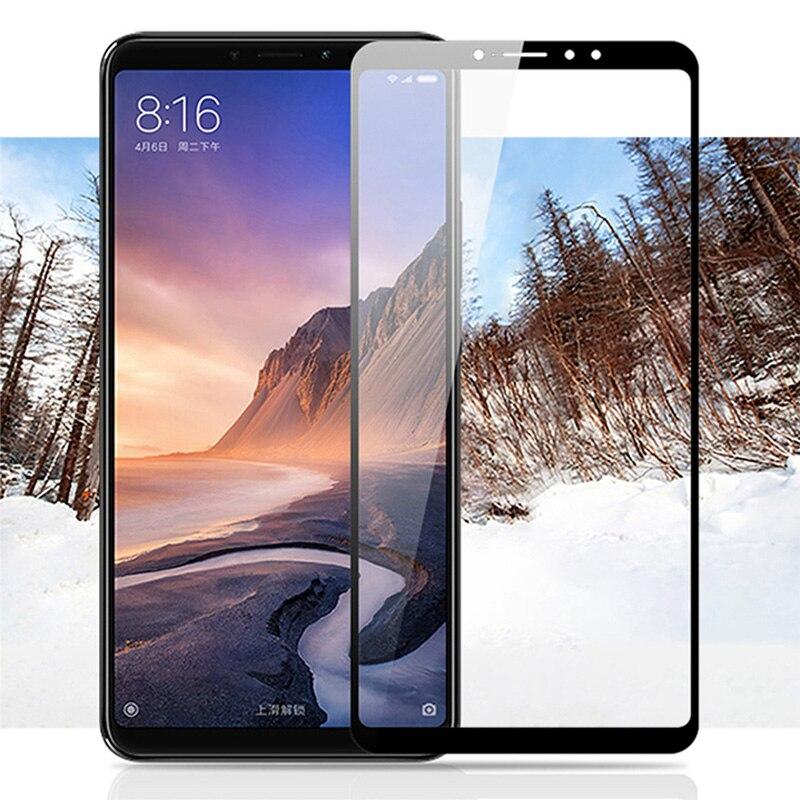 2-5D-Pr-mi-hum-vidro-Temperado-Para-Xiao-Mi-mi-max-2-3-Pro8-se