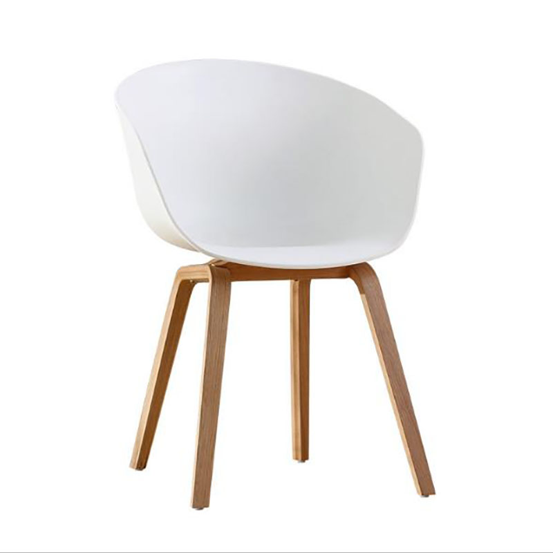 Awesome Chair Backrest Nordic Fashion Creative Solid Wood Dining Dailytribune Chair Design For Home Dailytribuneorg