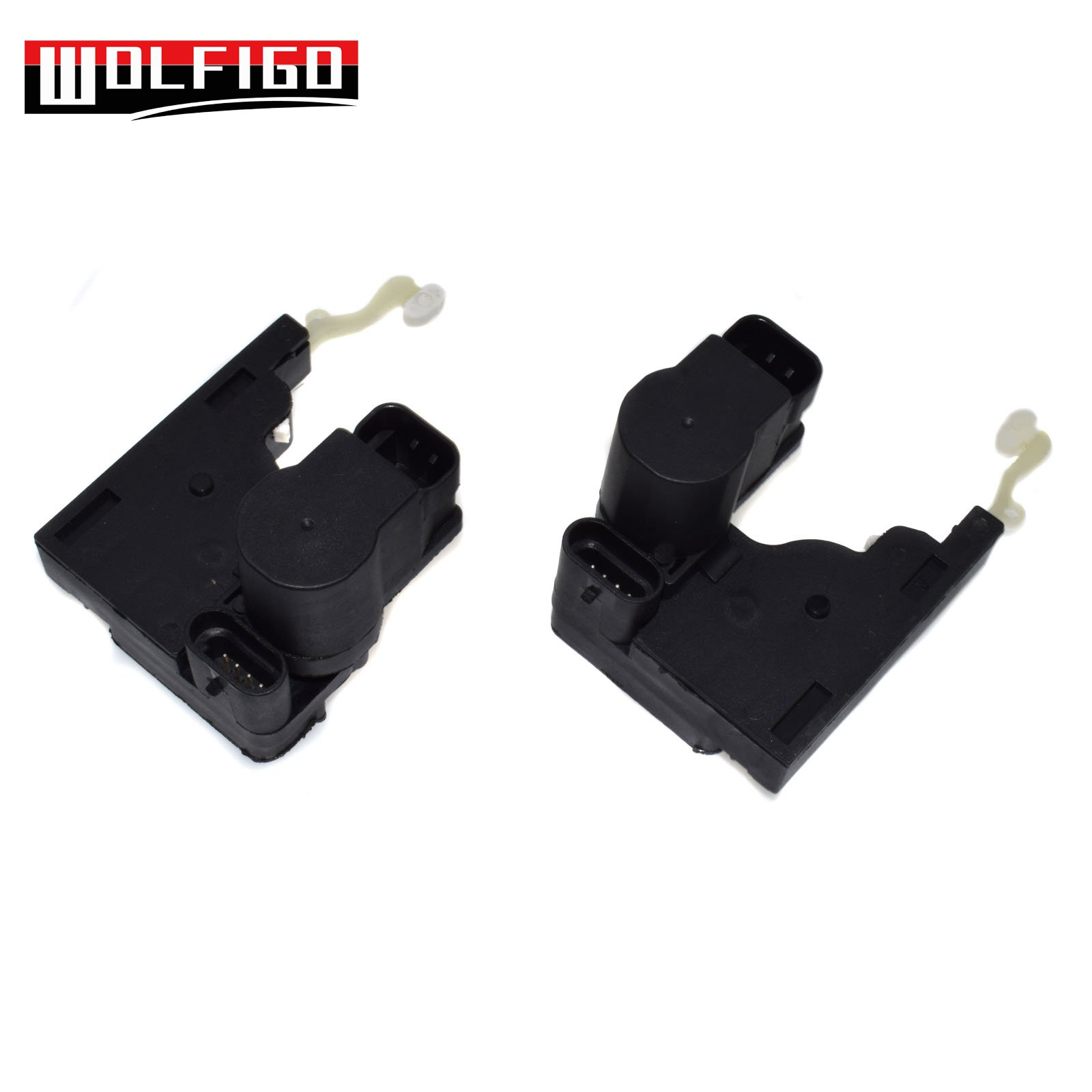 2 Pcs Left+Right Door Lock Actuator for Chevrolet Cadillac Buick 25664288 25664287