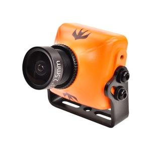 Image 2 - RunCam Swift 2 1/3 CCD 600TVL PAL микро камера IR Blocked FOV 130/150/165 градусов 2,5 мм/2,3 мм/2,1 мм w/ OSD MIC RC Мультикоптер