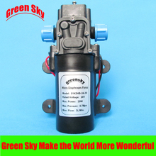 DC24V 30W High Pressure car wash pump