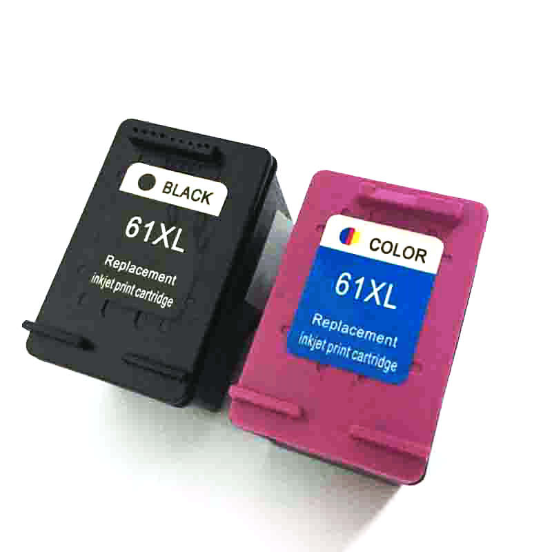 Vilaxh compatible Cartridge 61 61xl ink cartridge replacement For HP for 1000 1050 2050 3050 1510 printer