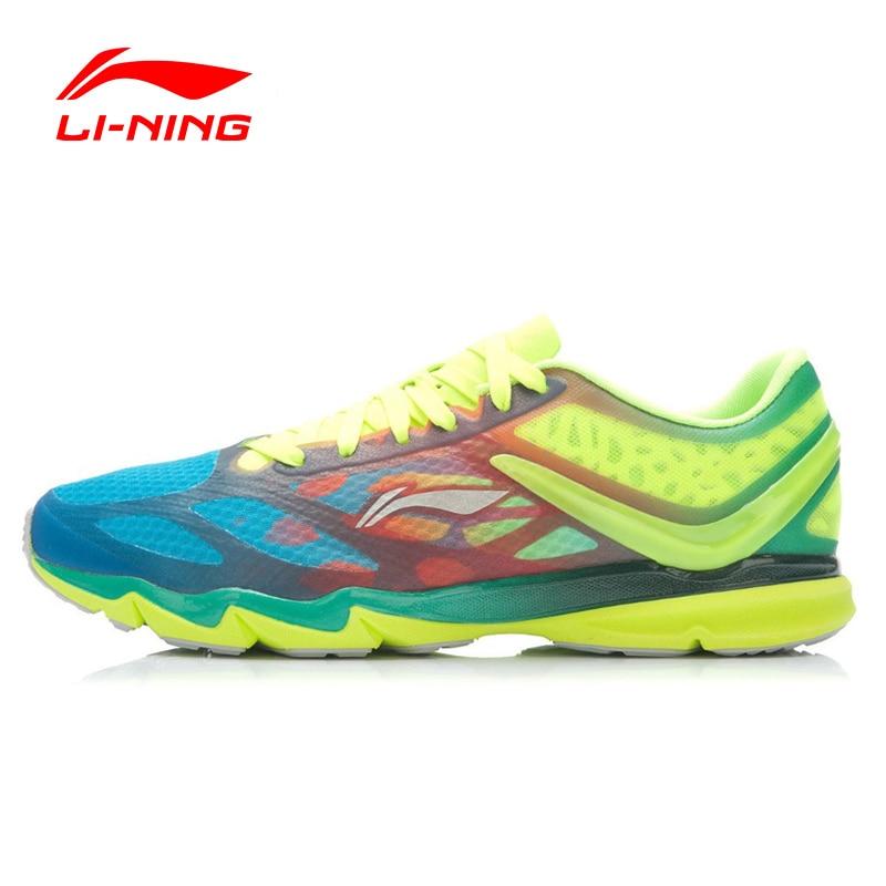 LI NING Super Light font b shoes b font XII Running font b Shoes b font