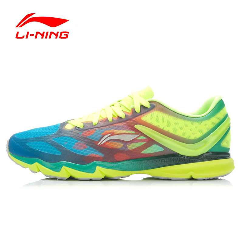 Li-Ning Superlight XII Running Shoes Men Cushioning DMX Techonology Sneakers Men Sport Shoes ARBK019 XYP037 li ning women running shoes air mesh breathable cushioning dmx techonology lace up light sneakers arbk034 xwr044