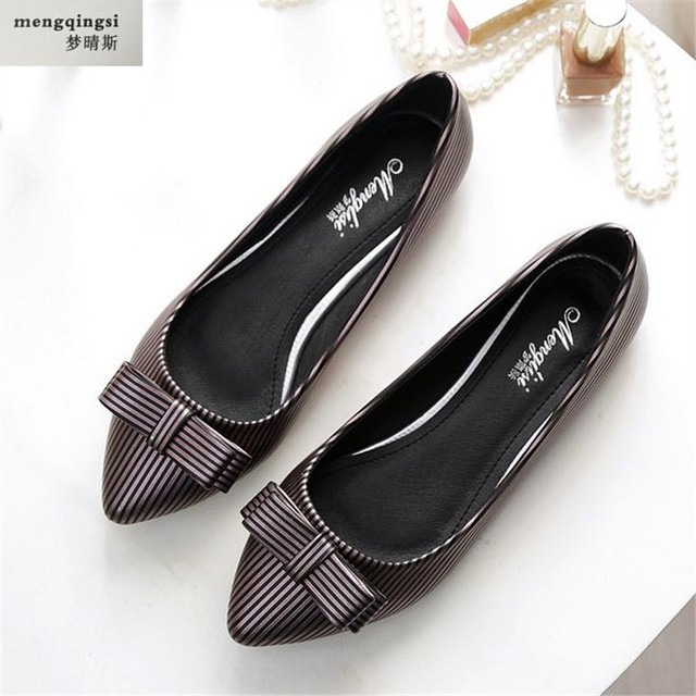 33--45 Fashion flats Shoes Woman comfort  OL Work travel wedding shoes 3 Colors Women's Shoes