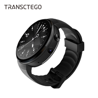 4G Smart Watch Android 7.0 1GB+16GB RAM WIFI GPS 2 Million Pixels Smartwatch Heart Rate Bluetooth 4.0 Watches for Men Women