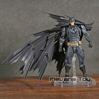 Revoltech Series NO.009 Batman PVC Action Figure Collectible Model Toy