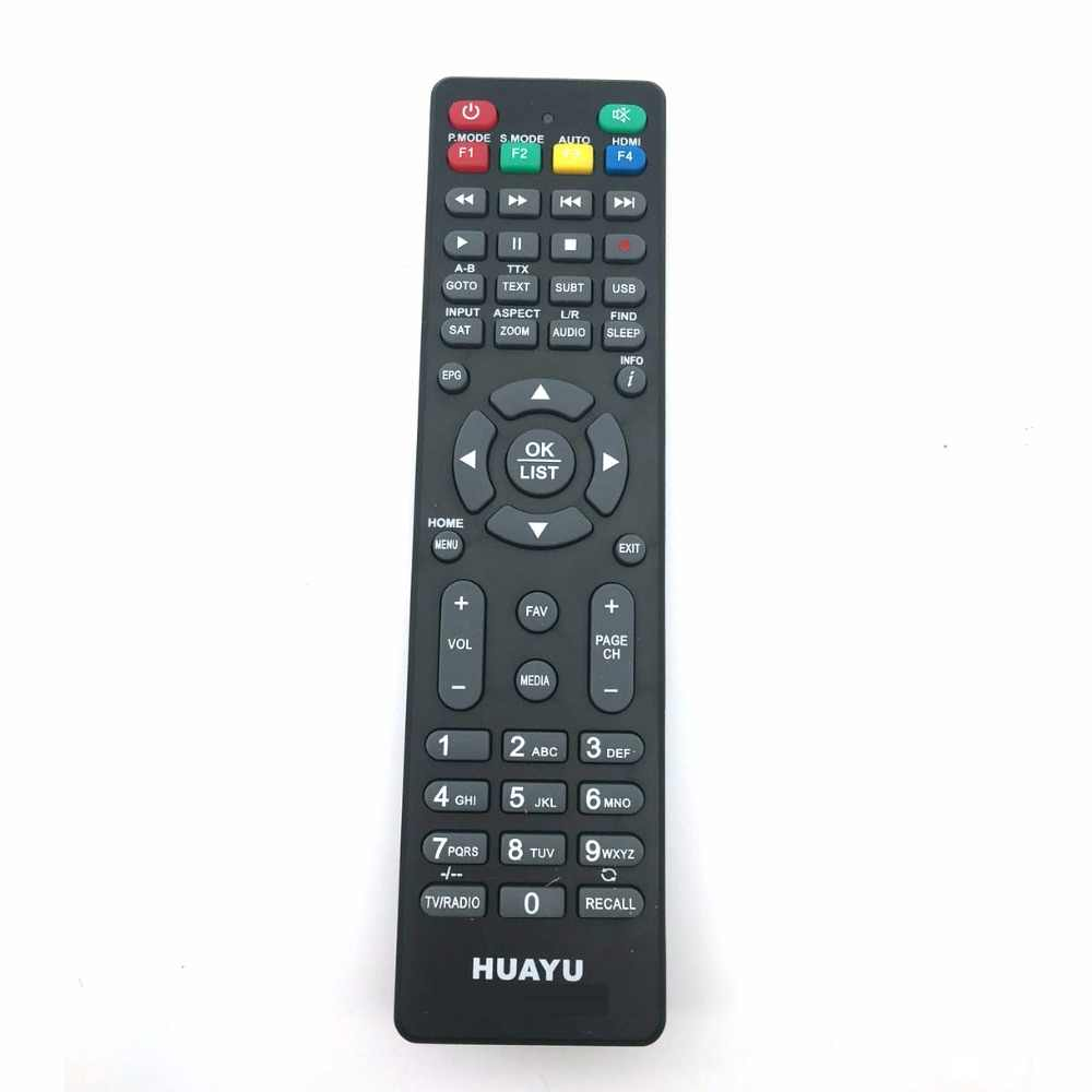 Detail Feedback Questions about Universal SAT TV BOX remote control