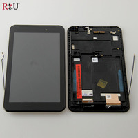 LCD Display Panel Screen Touch Screen Digitizer Assembly With Frame For Asus Fonepad 7 ME170 FE170CG