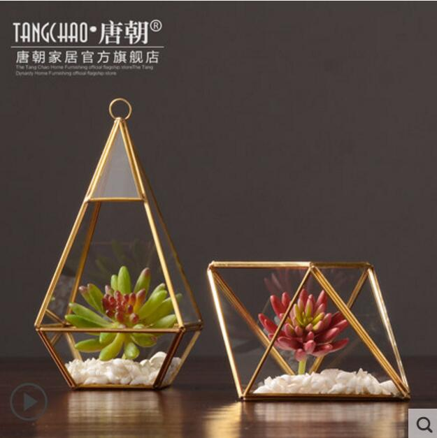 European home accessories glass ornaments clothing store cafe Nordic display soft decorations living room in Bottles Jars Boxes from Home Garden