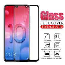3D Kính An Toàn Trên Danh Dự 10 Lite Cường Lực Glas Cho Huawei Honor 10 Lite Kính bảo vệ Honor10 10 Lite màn hình hiển thị Giáp Bộ Phim