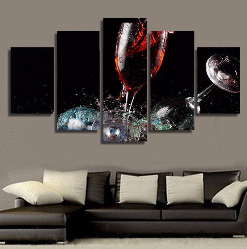 Wireless Charging - A Magnetic Future   Broken Wine Glass Painting