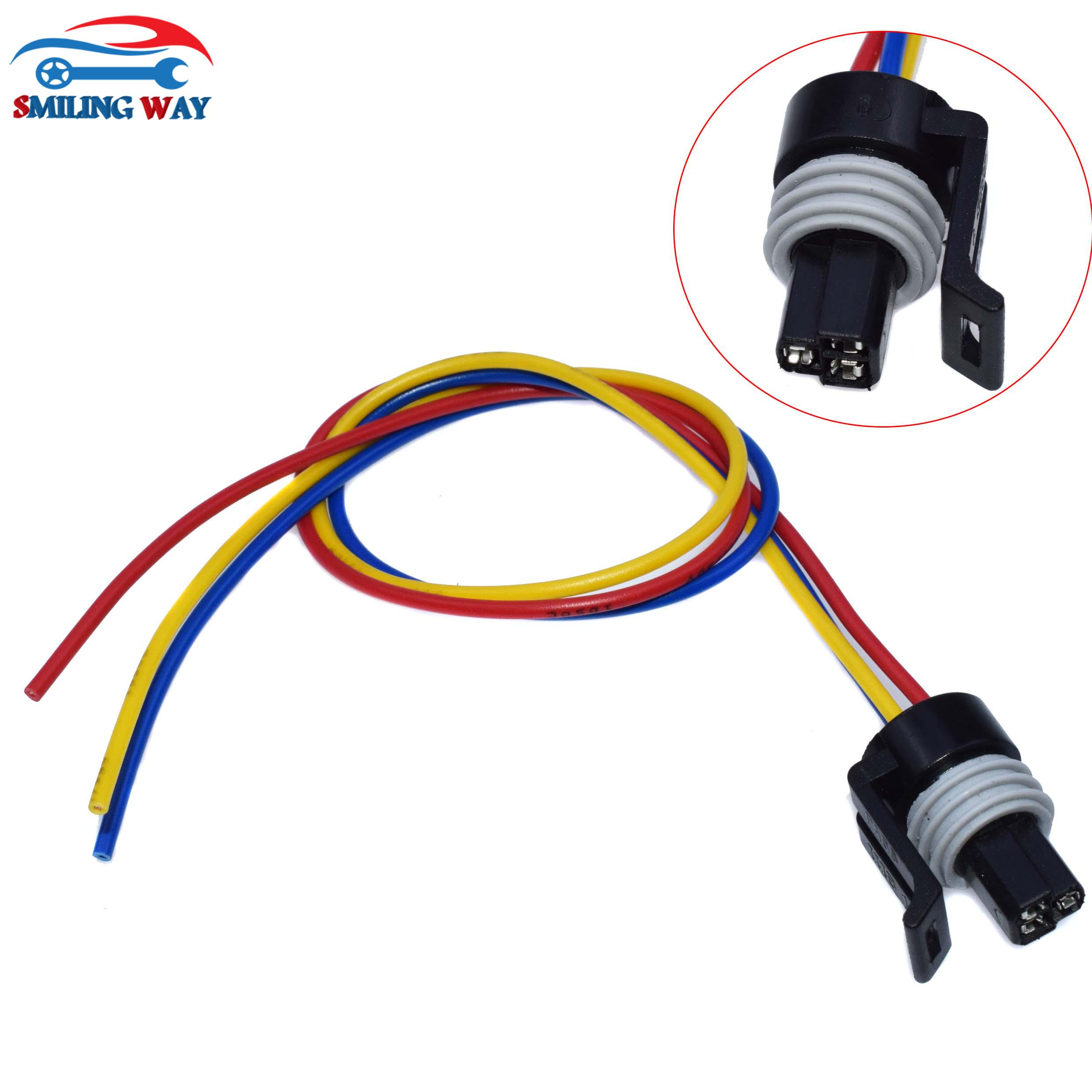 3 Wires Electrical Connector of Throttle Position Sensor TH51 For GM Isuzu Acura