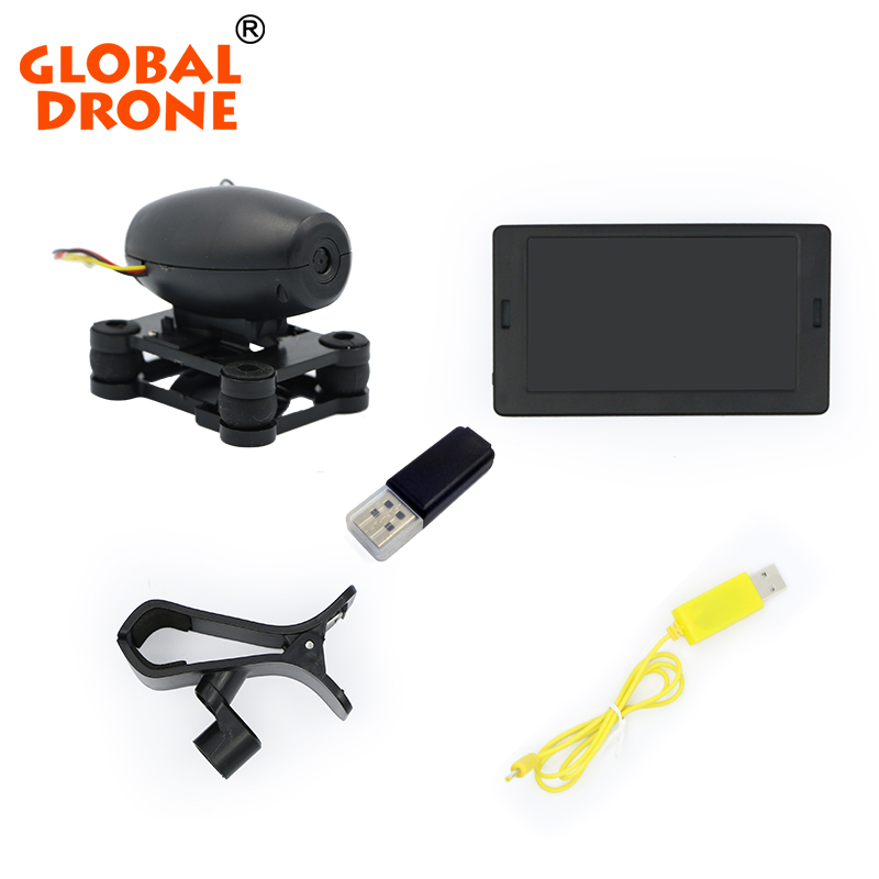 Global Drone Quadcopter Accessories Original Spare Parts for Dual GPS 5.8G RC Helicopter Drone X183 5.8G Configuration Sets new arrival fq777 126c mini rc quadcopter spare parts circuit board for rc camera drone helicopter accessories