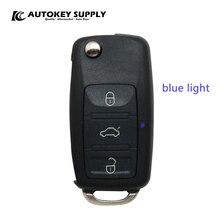 Defendertech raposa topo alarme automotivo para vw modo completo chave azul luz autokeysupply akbpcp088