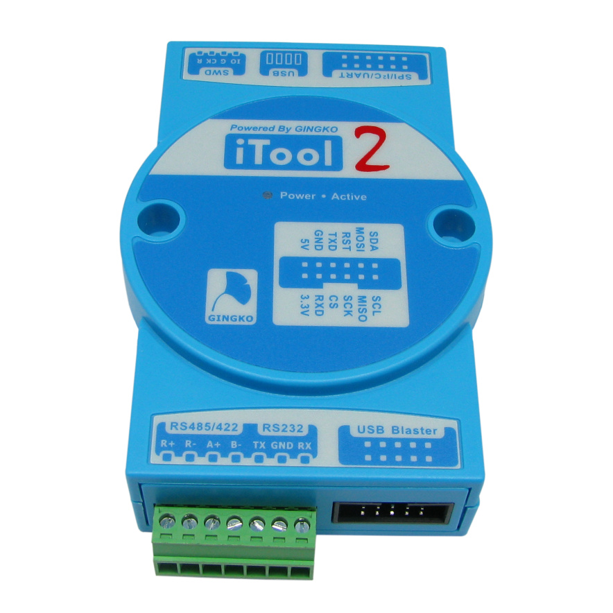 USB blaster FPGA itool2 download line USB to 232 485 TTL цена