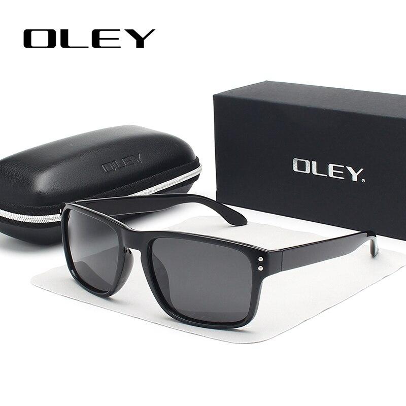 455e78709b806 OLEY Classic Polarized Sunglasses Men Glasses Driving Coating Black Frame  Fishing Driving Eyewear Male Sun Glasses Oculos Y8133