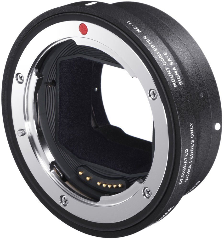 New Sigma MC-11 Lens Adapter Converter per Canon EOS EF per Sony nex E mount Fotocamera A9 A7 R