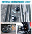 For Peugeot BZ3 Vehicle Car Blind Spot Detection System BSD Microwave Radar Sensor Chang Lane LED Light Warning Buzzer Alarm
