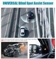 Para Peugeot BZ3 Vehículo Blind Spot Detection System BSD Microondas Radar Sensor Chang Carril LED Luz de Advertencia de Alarma Del Zumbador