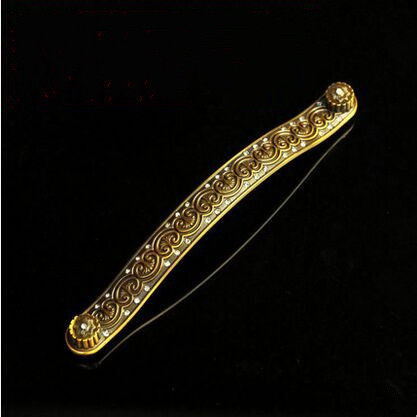 160mm royal gold furniture handle glass diamond cabinet drawer handle pull crystal bronze dresser cupboard door pull 6.3 128mm glass handle black crystal kitchen cabinet drawer handle bronze dresser cupboard door pull 5 vintage furniture handles