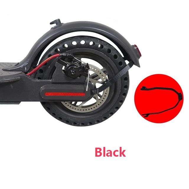 Xiaomi m365 mudguard protection led scooter accessories pla filament x3