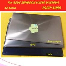 Светодиодный жидкокристаллический дисплей экран компонент дисплей 12,5 дюйма для ASUS Zenbook ux390U X390U ux390ua ЖК-дисплей дисплея экрана дисплея