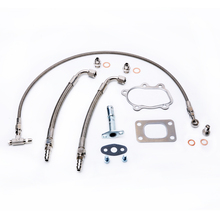 Kinugawa Turbo Oil and Water Line Kit 70cm Oil Feed / 25cm Water Ball Bearing for Garrett GT28R GT30R