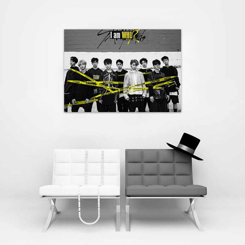 Бродячий детский альбом I Am YOU I Am WHO бумага с покрытием плакат Бобби плакат подарок для звезды концертная Вечерние Бесплатная доставка 42*30 см