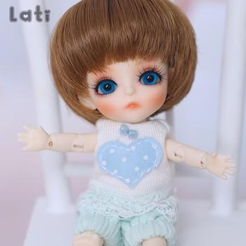 Lati White T.haru 1/12 BJD SD Doll Resin Figures Body Model Baby Girls Boys Toys Eyes High Quality Gift For Xmas Oueneifs  luodo 1