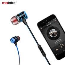 Head set sluchawki bluetooth Noise canceling HD microphone Earphone CPU smart calculating Headphone Handfree For all BT devices
