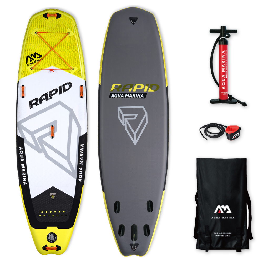 AQUA MARINA Breeze SUP inflatable Stand Up Paddle Surfboard Modell 2018 Board Weiterer Wassersport