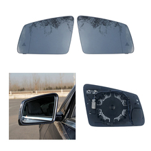 Replacement Heated Blind Spot Warning Wing Rear Mirror Glass For Mercedes-Benz C E S GLA GLK Class W204 W212 W221 nicole e woolaston fortune s wing second flight