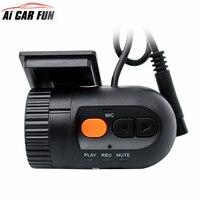 NT96223 Bullet Type HD High Quality Resolution Car Dvrs Video Resolution 1280 720P Universal Car AV