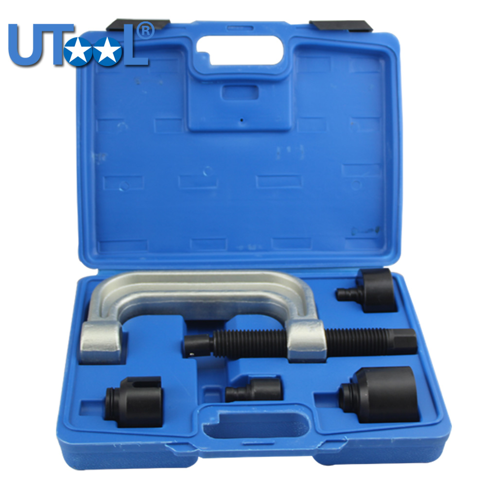 Ball Joint Press Installer Removal Tool Set For Mercedes Benz W220 W211 W230 Ball Joint Tool rear ball joint tool kit bushing tool set suitable for bmw e38 e39