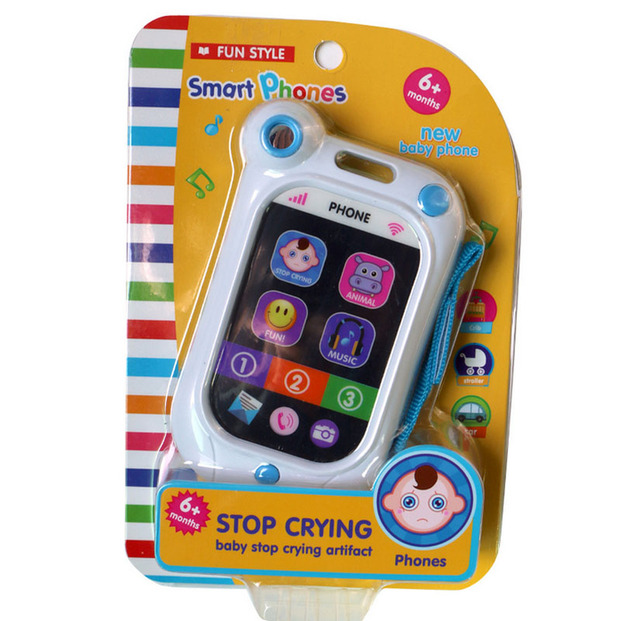 Electronic Toy Phone for Baby Kids Music Mobile Toys Educational Gift For Children